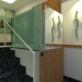 Hall de entrada Edifício Marlhes