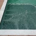 Hidromassagens na piscina