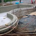 Instalação de acessórios e rede hidráulica