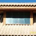 Instalação de vitrais