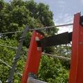 Manutenção elétrica da rede de distribuição