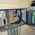 Montagem de cabine com capacidade de 112 KVA com transformador a seco.