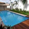 piscina do condomínio