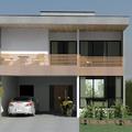 Projeto Arquitetônico - Residência Chapadão (Campinas/SP)