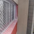 Redes de proteção em janelas