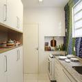 Residência Humaitá - Cozinha