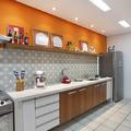 Residência Jardim Botânico 02 - Cozinha Gourmet