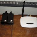 Roteador do sistema de CFTV