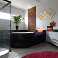 Sala de banho da suite master