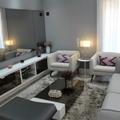 Sala de estar decorado
