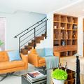Sala de estar e Sala de Leitura