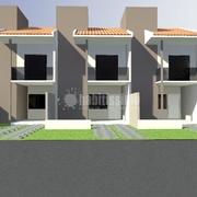 Condomínio de sobrados - Arquitetura Martins - Cascavel/PR