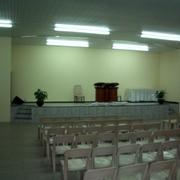 altar de igreja com nova texturização