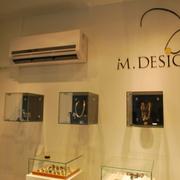 Ar condicionado M. Design