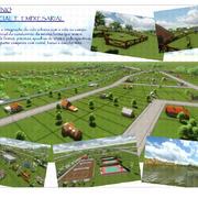 Condomínio residencial e Empresarial