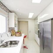Cozinha do Apartamento no Cond. Caldeiras - S.P.