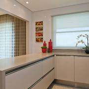 Cozinha  integrada com o Living