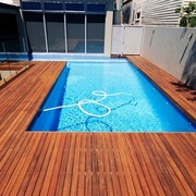 Decks de piscina