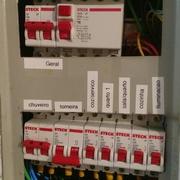 Redimencionamento elétrico e troca da fiação