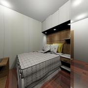Dormitorio compacto