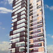 Edifício residencial - fachada