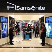 Loja Samsonite no Shopping Flamboyant - Goiânia/GO