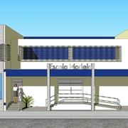 Escola Modelo - Reforma, Nova Cruz-RN     1.400,00m²