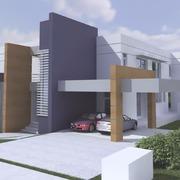Projeto para uma residência unifamiliar