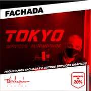 FACHADA TOKYO
