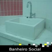 Lavatório - Banheiro Social
