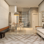 Living - Residencia C|C