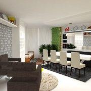 Projeto de Interior Apartamento Setor Bueno Goiânia