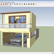 Maquete eletrônica 3D