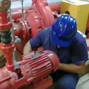 Montagem e instalação de equipamento