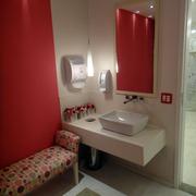 Morar Mais 2011 RJ - Banheiro Público Feminino Leite de Rosas