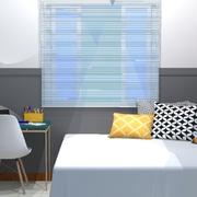 Opção de quarto para hospedar casais