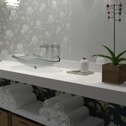 Projeto de lavabo