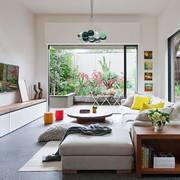 Projeto de sala de estar.