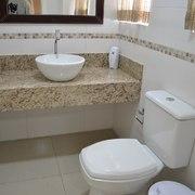 Reforma completa banheiro