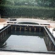 Reforma de pisina de alvenaria