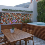 Residência Jardim Botânico 02 - Varanda Gourmet (RJ)