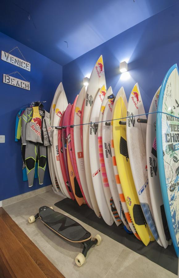 APARTAMENTO JARDIM OCEÂNICO | Equipamentos Surf
