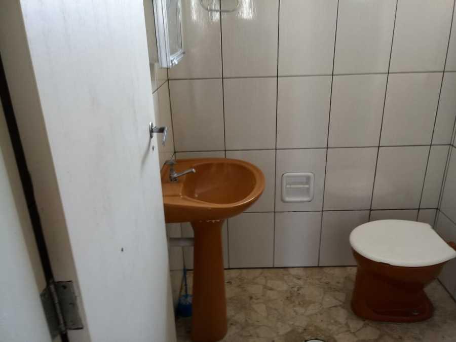 Banheiro - Antes