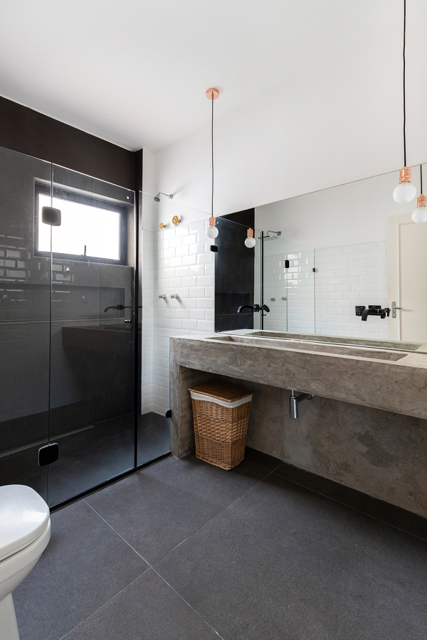 banheiro de suite