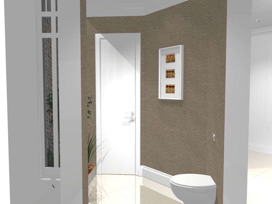 banheiro do lavabo