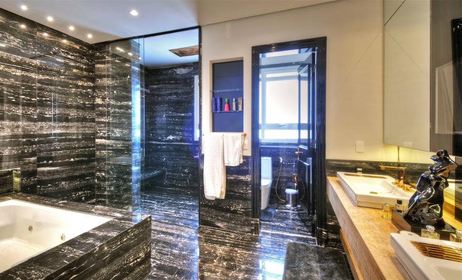 Banheiro Projeto Exclusivo INSIDECORA