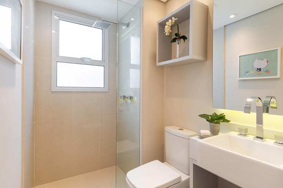 Banho da Suite 2