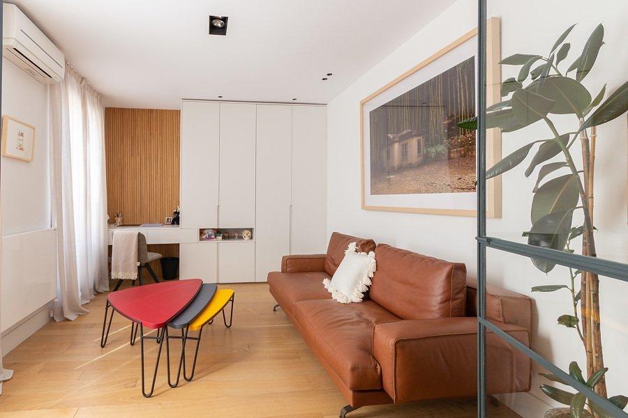 sala com armário planejado