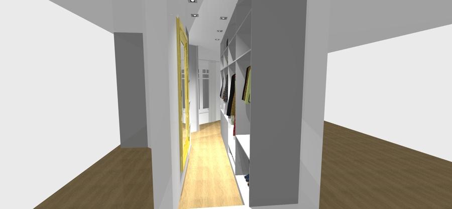 closet /dormitorio