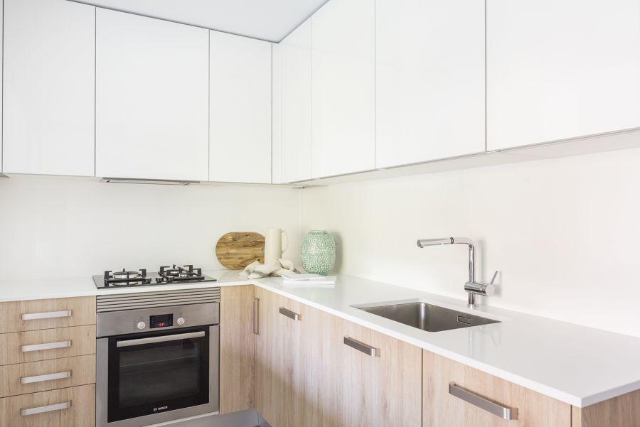 bancada de silestone na cozinha
